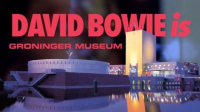 """""""David Bowie"""" in Groninger Museum"""