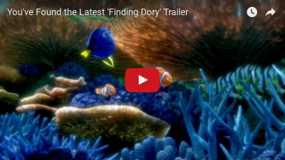 Familiefilm: Finding Dory