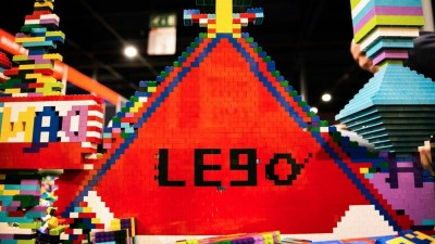 Lego World 2016 in de Jaarbeurs Utrecht