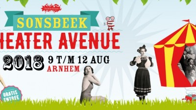 Sonsbeek Theater Avenue 2018 in Arnhem