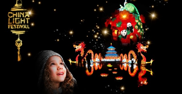 China Light Festival bij Ouwehand