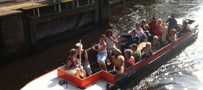 Dinnercruise zwolle