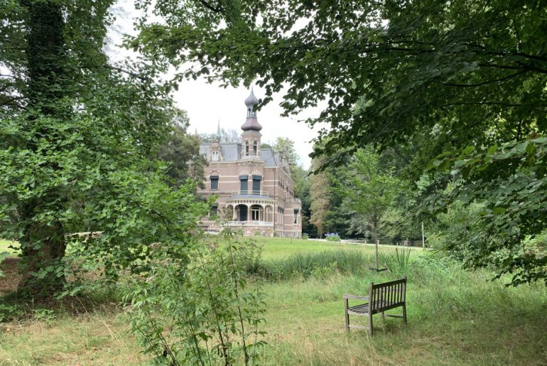 Kasteel in Wichmond
