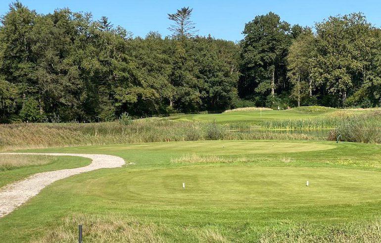 weekendje golfen noord-holland