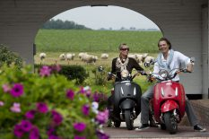 scooter rijden epen