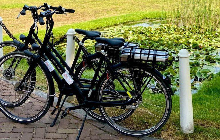 fietsen in brabant en bijzonder overnachten