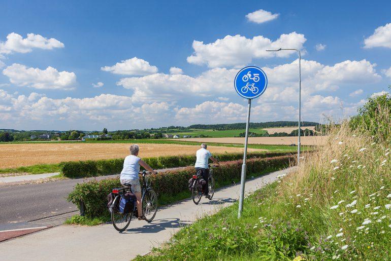 5-daagse fietsvakantie in het heuvelland