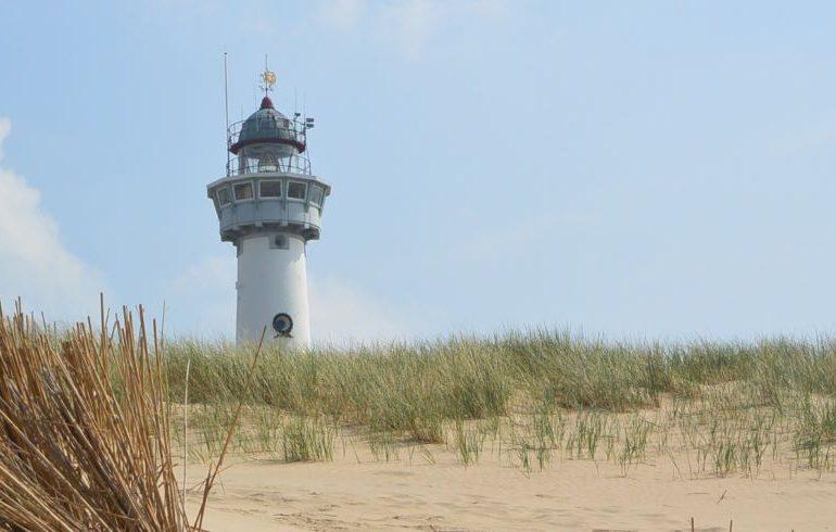 strand tip in egmond aan zee