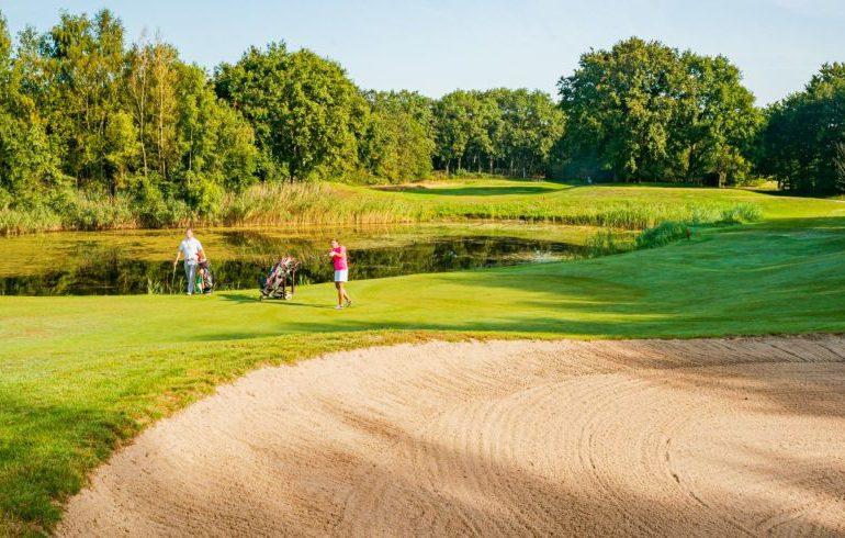 golfarrangement in breda