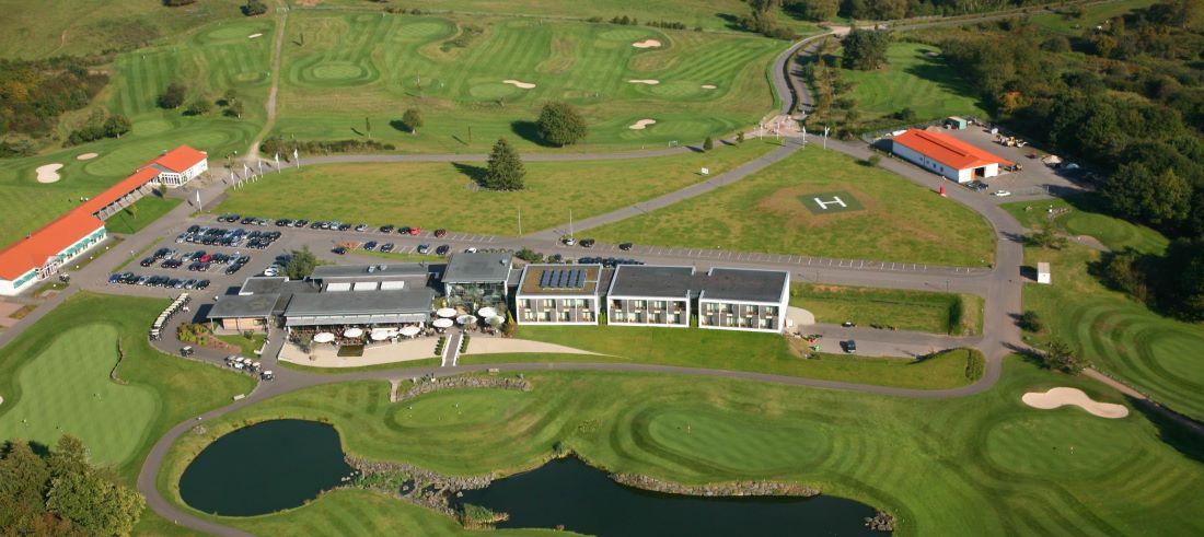 golfarrangement duitsland met slapen in het hotel op de golfbaan