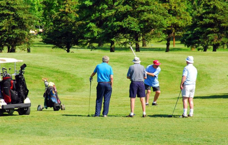 golfen in sauerland
