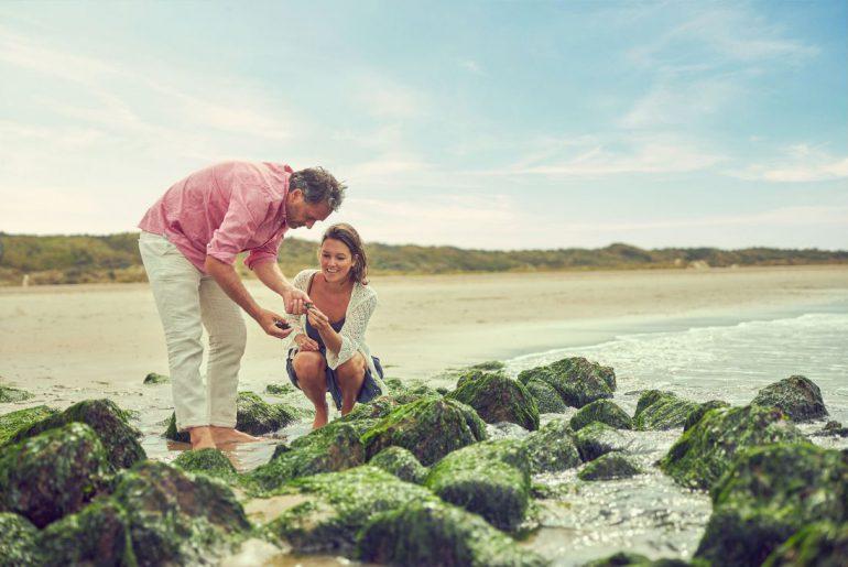 strandweekend in nederland