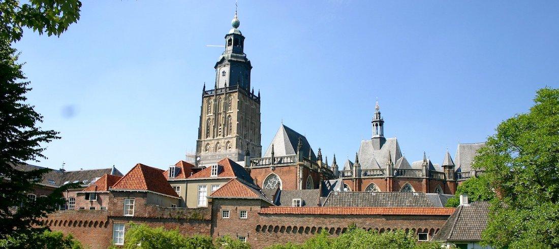 cultuur snuiven en Zutphen ontdekken