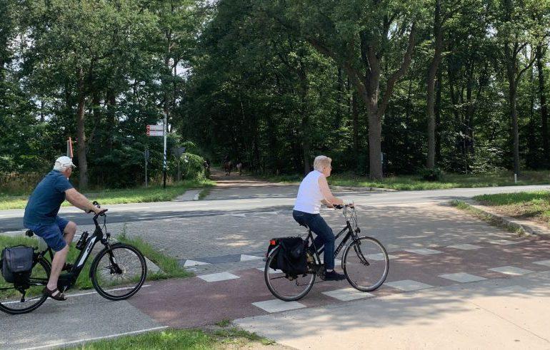 op zoek naar een mooie fietsstreek