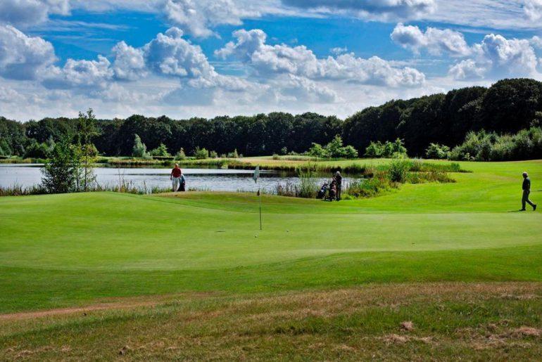 golfarrangement in noord-limburg