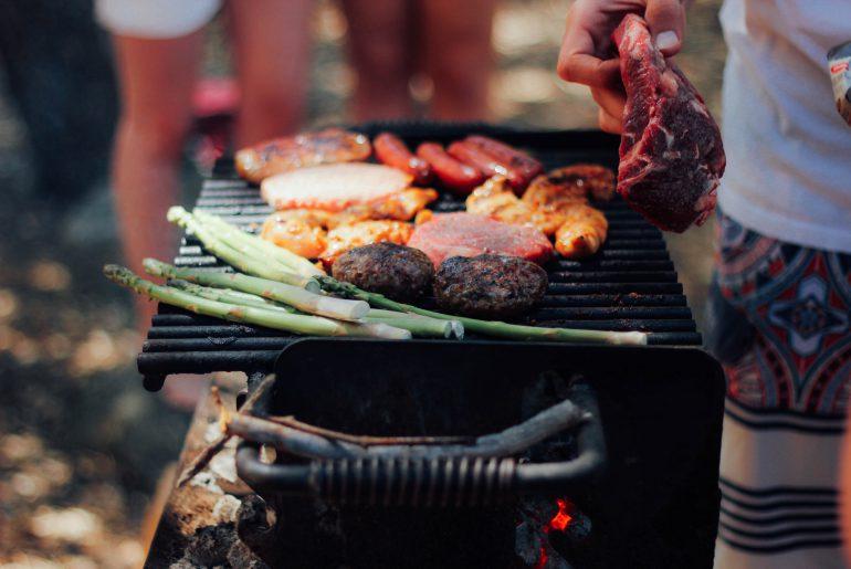 Avondje Uit Barbecue