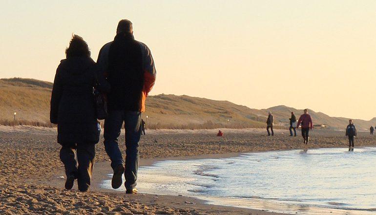 strand en wandelarrangement in egmond aan zee