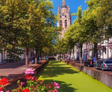 Vriendinnenweekend in Delft